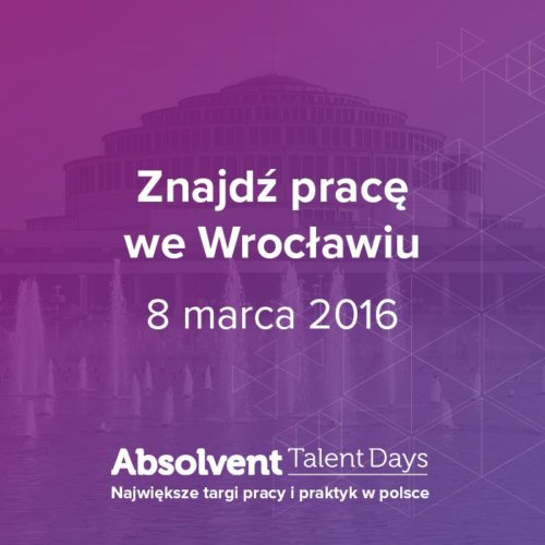 talent days wroclaw
